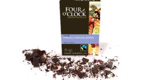 Echantillon gratuit du thé Four O'clock