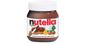 Tartinade Nutella gros pot à 3.99$