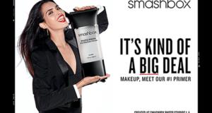 Échantillons gratuits de la base de maquillage Smashbox