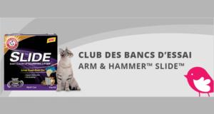200 Litières Arm & Hammer Slide à tester gratuitement
