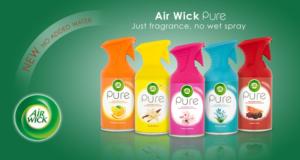 Air Wick pure Un produit acheté = un gratuit