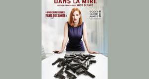 Blu-ray du film Miss Sloane (Dans la mire)