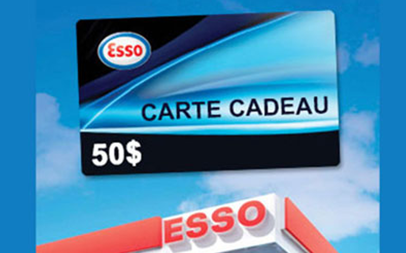 Coupons esso