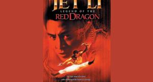 Dvd du film Legend of the Red Dragon