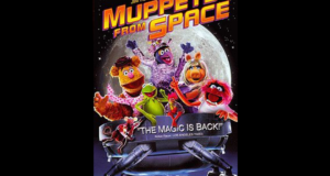 Dvd du film Muppets From Space