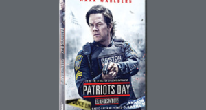 Dvd du film Patriot Day