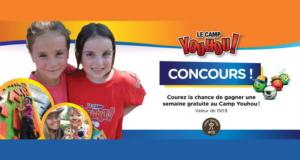 Semaine gratuite au Camp Youhou de St-Jean-sur-Richelieu