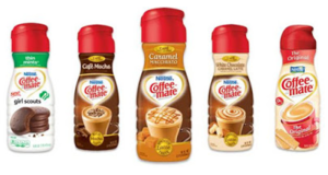 Un produit Coffe-mate Gratuit