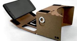 Visionneuse Cardboard de Google Gratuite