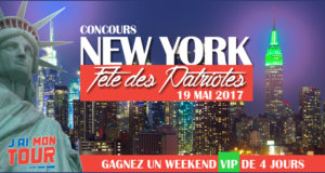Weekend pour 2 personnes à NEW YORK