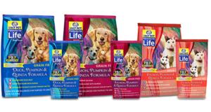 Échantillons Gratuits Lucy Pet de nourriture pour chiens et chats