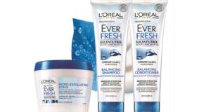 Échantillons gratuits L'Oréal
