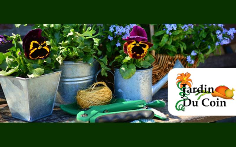 100 au jardin du coin chantillons gratuits concours for Au coin du jardin