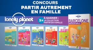 3 lots de 6 livres guides de voyage Partir en famille