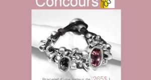 Bracelet Uno de 50 qui provient de Barcelone, en Espagne