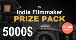 Ensemble cadeaux caméra 4K 20.3MP Panasonic Lumix DC-GH5