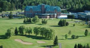 Forfait golf à l'hôtel DoubleTree Ottawa-Gatineau