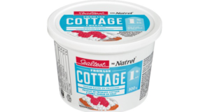 Fromage cottage Sealtest de Natrel 500g à 2$