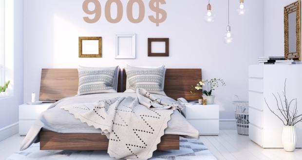 Mobilier de chambre de 900 qu bec gratuit - Mobilier de chambre ...