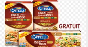 Pâtes Catelli Grains Anciens Gratuit