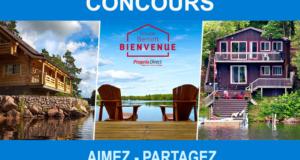Une semaine de vacances dans un chalet au Québec
