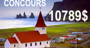 Voyage de 10789$ en Islande