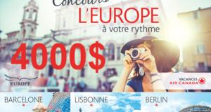Voyage de 7 nuits pour deux (Barcelone, Lisbonne, ou Berlin)