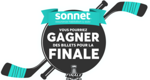Voyage pour Quatre à la Finale de la Coupe Stanley