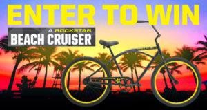 10 Vélos Rockstar Beach Cruiser à gagner