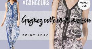 Combinaison de Point Zero