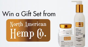 Ensemble cadeaux North American Hemp Co.