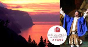 Forfait « weekend familial » de 1 000 $ au Saguenay Lac-St-Jean