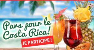 Gagne ton voyage pour 2 pour le Costa Rica
