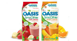 Jus de fruits ou smoothie réfrigérés Oasis à 1,99$