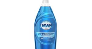 Liquide à vaisselle Dawn Ultra à 1,47$