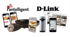 Poêle intelligente + une caméra de surveillance