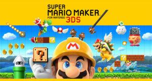 Super Mario Maker 3DS et d'autres cadeaux