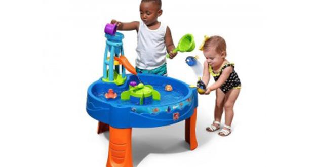 table de jeux d 39 eau pour enfants chantillons gratuits. Black Bedroom Furniture Sets. Home Design Ideas