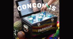 Une glacière Farnham Ale & Lager