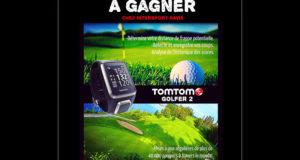 Une montre Tomtom Golfer 2