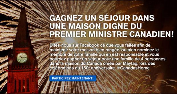 Séjour de 11400 $ pour 4 personnes - Québec Gratuit : Tout le ...