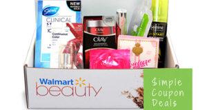 Échantillons et coupons gratuits chez Walmart