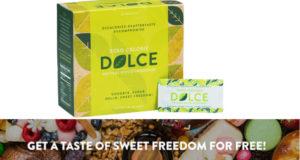 Échantillons gratuits Dolce Sweetener