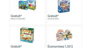 Coupons de gratuités disponibles sur le portail caché de Walmart