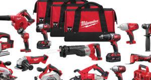 Ensemble-cadeau d'outils Milwaukee