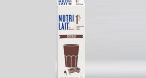 Lait au chocolat Nutrilait 1L à 99¢