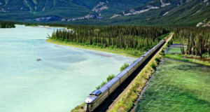 Luxueux voyage de 10300$ en train à travers le Canada