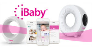 Moniteur pour bébé iBaby