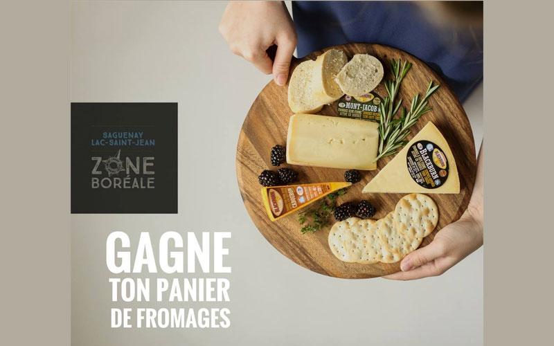 Panier Cadeau Livraison Quebec : Panier cadeau de la fromagerie blackburn qu?bec gratuit