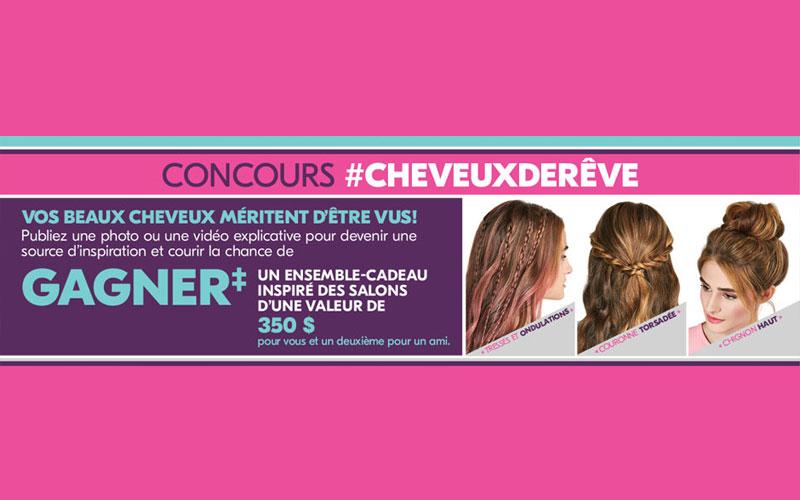 Produits de beaut pour les cheveux de 350 qu bec gratuit - Rangement produit de beaute ...